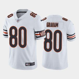 Chicago Bears Jimmy Graham White Jersey